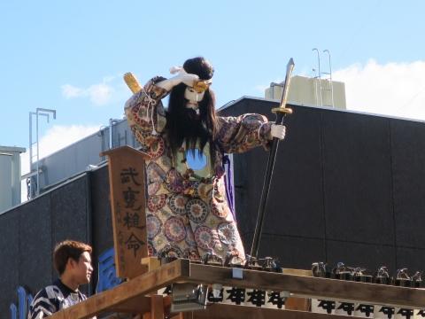 「平成29年度日天宮例大祭」⑭