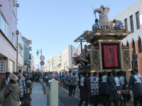 「平成29年度日天宮例大祭」⑰