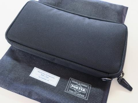 「念願のPORTER財布を手に入れました!」⑫