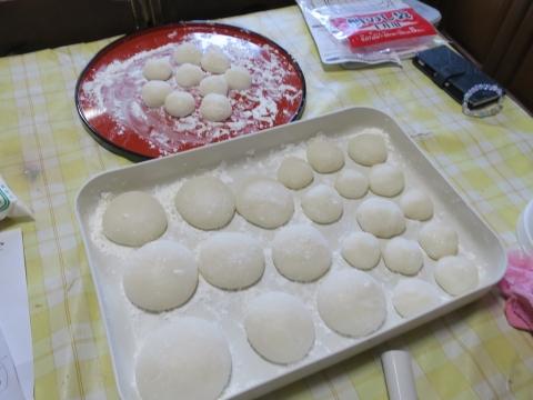 「戸井田家の餅つき大会」⑭