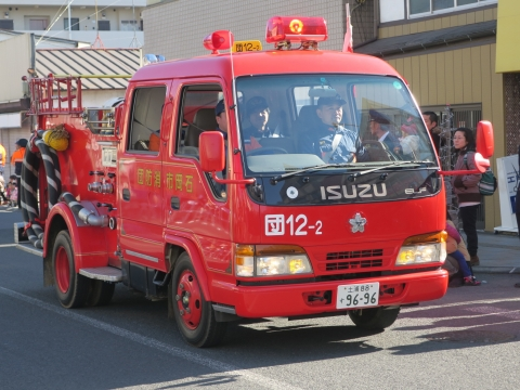 「石岡市消防出初式」パレード&式典 (25)