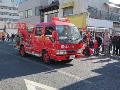 「石岡市消防出初式」パレード&式典 (26)