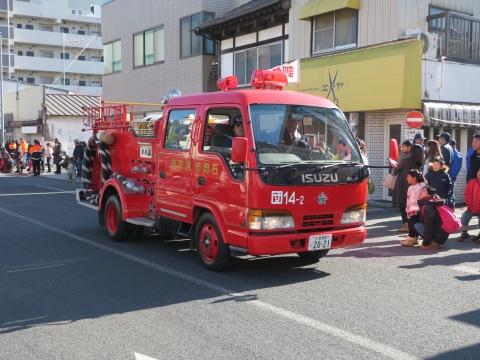 「石岡市消防出初式」パレード&式典 (27)