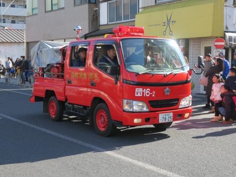 「石岡市消防出初式」パレード&式典 (29)