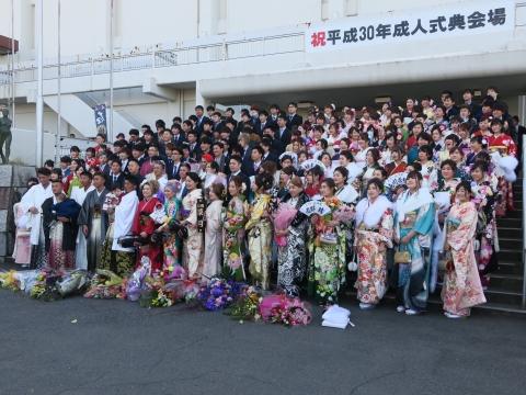 「平成30年石岡市成人式」 (7)