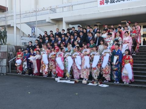 「平成30年石岡市成人式」 (9)