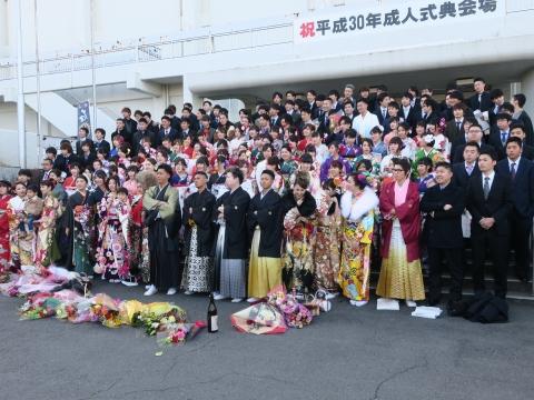 「平成30年石岡市成人式」 (10)