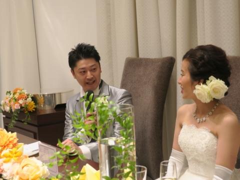 「菊地貴宏&裕子」結婚式⑤