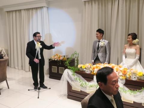 「菊地貴宏&裕子」結婚式④