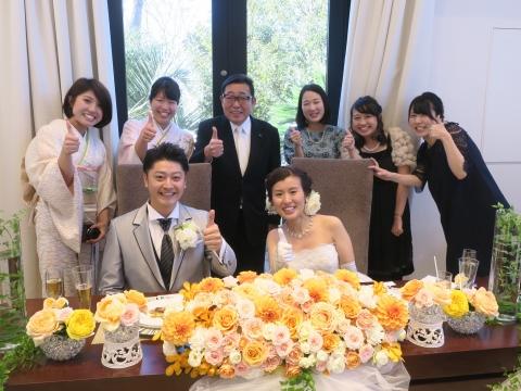 「菊地貴宏&裕子」結婚式⑦