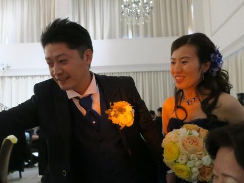 「菊地貴宏&裕子」結婚式⑨