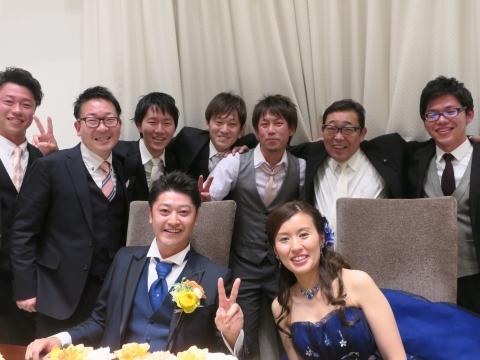 「菊地貴宏&裕子」結婚式⑬