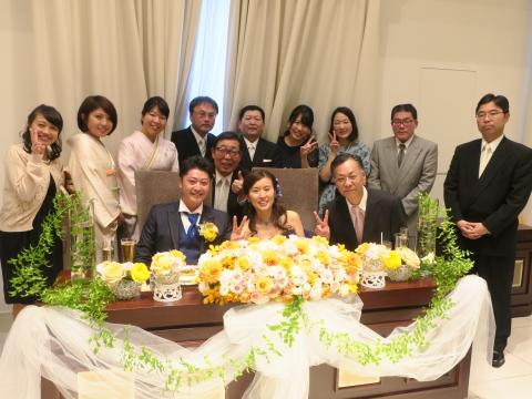「菊地貴宏&裕子」結婚式⑭