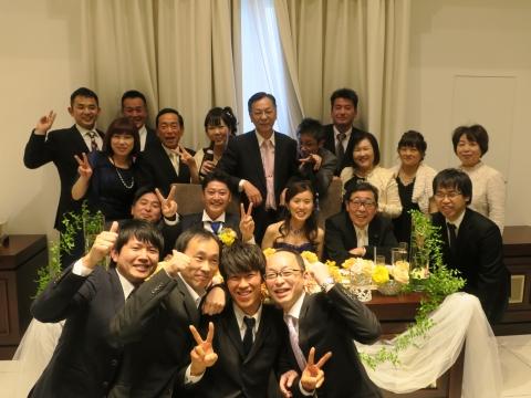 「菊地貴宏&裕子」結婚式⑮