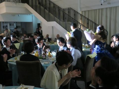 「菊地貴宏&裕子」結婚式㉚