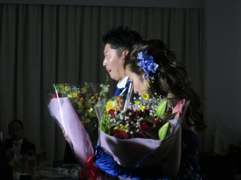 「菊地貴宏&裕子」結婚式㉛