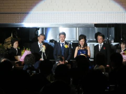 「菊地貴宏&裕子」結婚式㉝