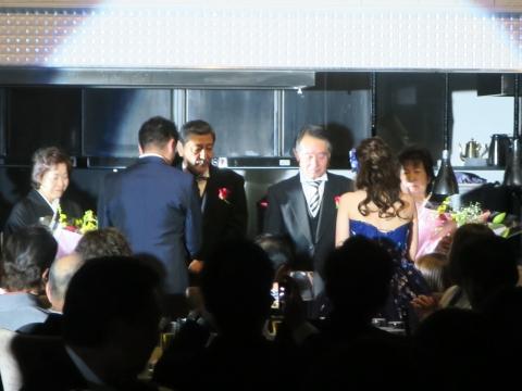 「菊地貴宏&裕子」結婚式㉜