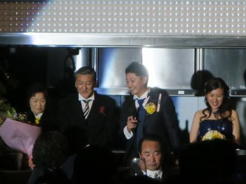 「菊地貴宏&裕子」結婚式㊱