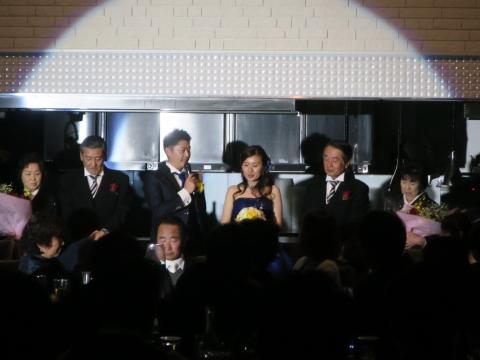 「菊地貴宏&裕子」結婚式㊲
