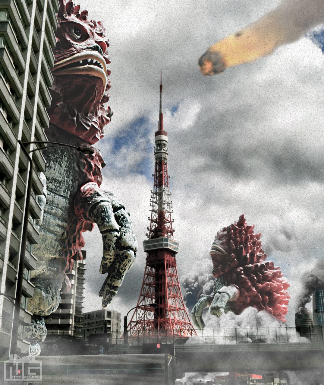 【デジラマ】 ガラモンの逆襲2012