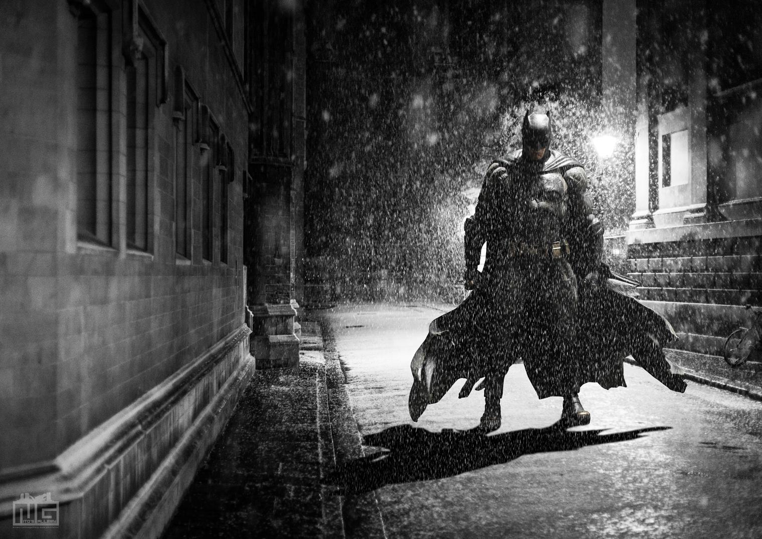 【デジラマ】BATMAN NOEL -バットマン ノエル-
