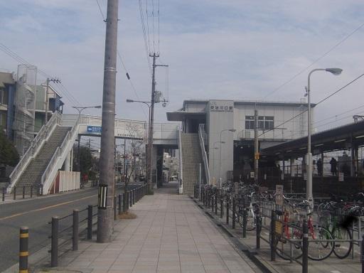 安治川口駅