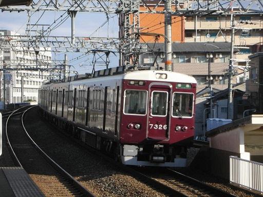 7300系7326編成