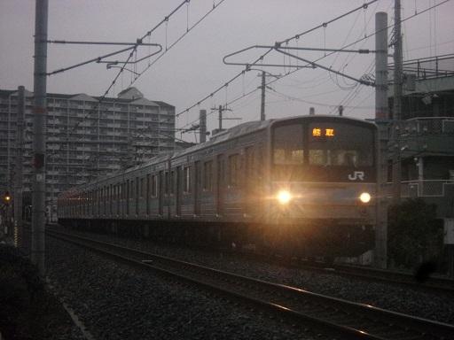 205系ヒネHI602編成
