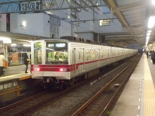20000系21801編成