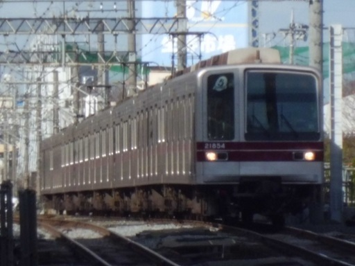 20050系21854編成