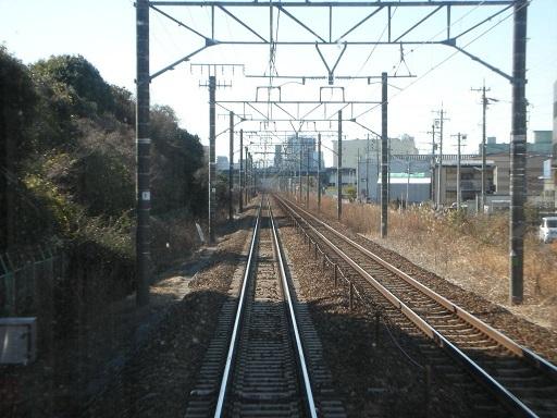 東海道本線車窓