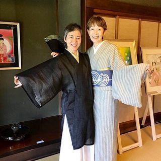 知子さんと櫻子さん