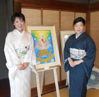 幸子さんと絵美さん