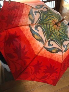 櫻子さん日傘