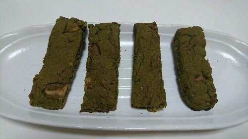 低糖質プロテイン抹茶バー!【 16個で糖質29.2g/1個1.8g 】大豆粉でグルテンフリー