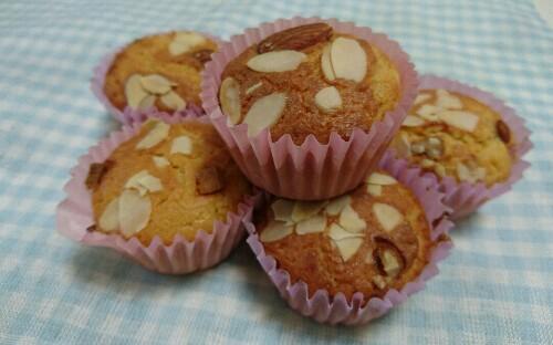 低糖質な大豆粉マフィン【1個あたり糖質1.8g】