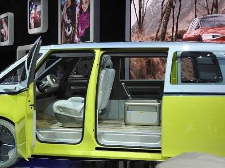 2022年生産開始のワーゲンバス