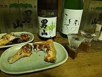 170912_新子焼と日本酒