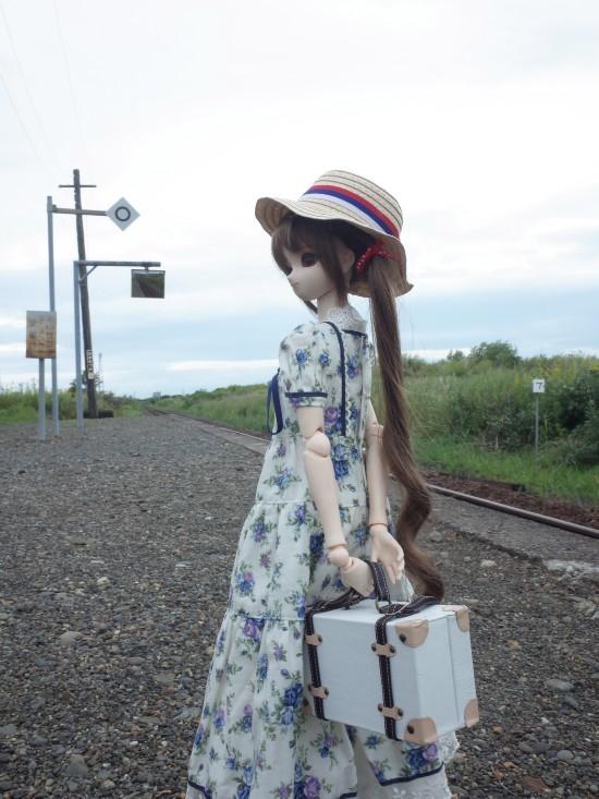 浜厚真駅01