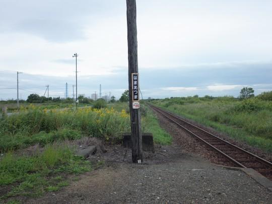 浜厚真駅05