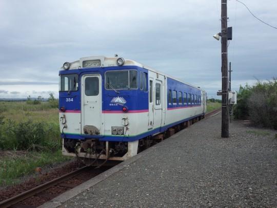 浜厚真駅06