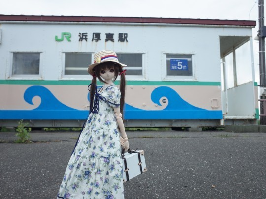 浜厚真駅09