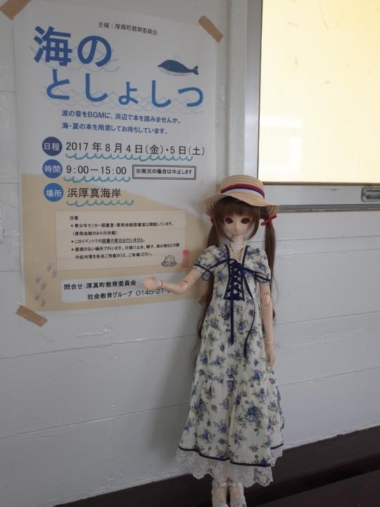 浜厚真駅19