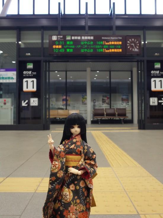 新函館北斗駅08