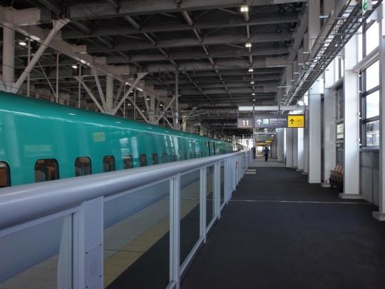 新函館北斗駅11