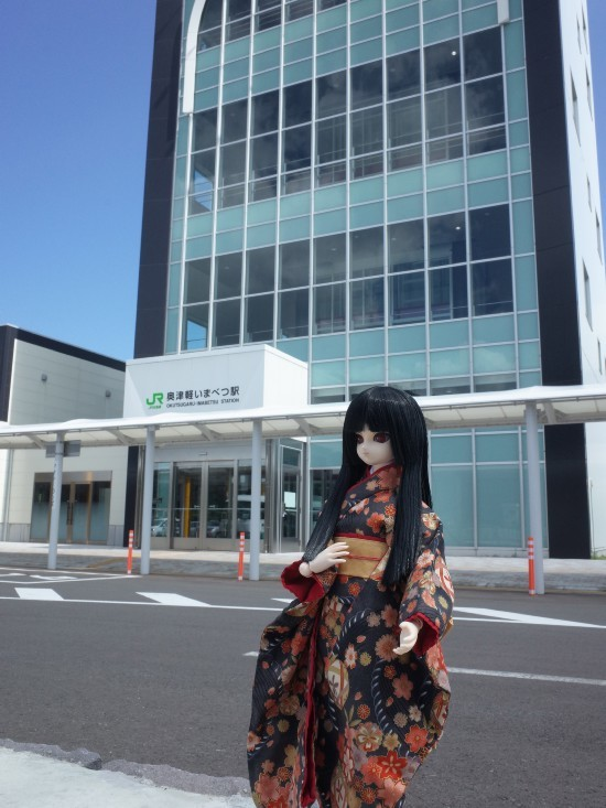 奥津軽いまべつ駅16