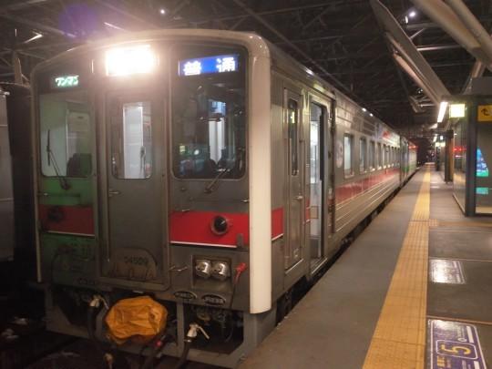 幌延駅02