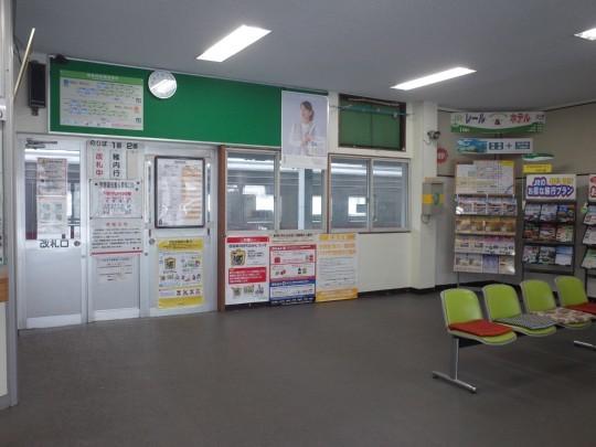 幌延駅14