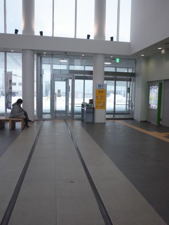 稚内駅12